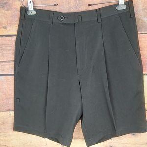 Keithmoor Links men's golf Bermuda shorts size 34